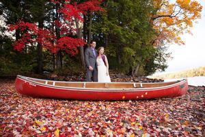 Wedding photo by Jennifer Klementti