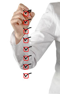 business blogging checklist for publishing and promotion