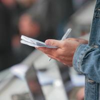 Blogging to Tempt the Local Media