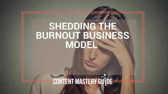 burnout business model